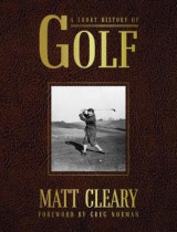 Omslag - A Short History of Golf