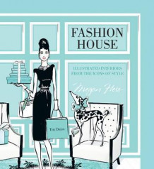 Fashion house av Megan Hess (Innbundet)