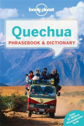 Lonely Planet Quechua Phrasebook & Dictionary av Lonely Planet (Heftet)