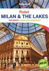 Omslag - Milan and the lakes