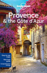 Omslag - Provence and the Côte d'Azur