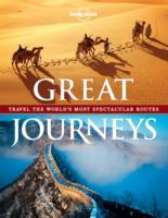 Great Journeys av Lonely Planet (Heftet)