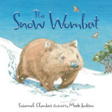 Omslag - The Snow Wombat