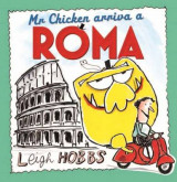 Omslag - Mr Chicken Arriva a Roma