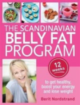 Omslag - The Scandinavian belly fat program