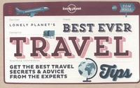 Lonely Planet best ever travel tips (Heftet)