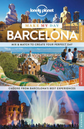 Lonely Planet Make My Day Barcelona av Sally Davies, Lonely Planet, Regis St Louis og Andy Symington (Spiral)