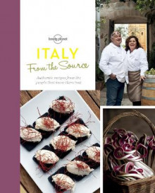 From the Source - Italy av Lonely Planet Food (Innbundet)