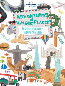 Adventures in Famous Places av Lonely Planet Kids (Heftet)