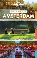 Omslag - Lonely Planet Make My Day Amsterdam