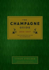 Omslag - The champagne guide