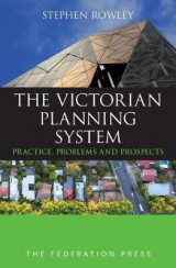 Omslag - The Victorian Planning System