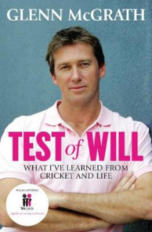Test of Will av Glenn McGrath (Heftet)