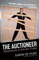 Omslag - The Auctioneer