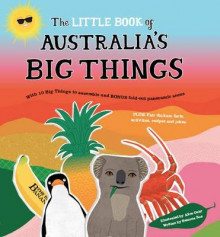 Little Book of Australia's Big Things av Samone Bos (Innbundet)