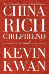 Omslag - China rich girlfriend