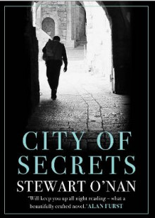 City of Secrets av Stewart O'Nan (Heftet)
