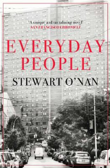 Everyday People av Stewart O'Nan (Heftet)