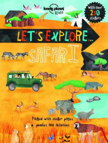 Let's Explore... Safari av Lonely Planet Kids, Pippa Curnick og Christina Webb (Heftet)
