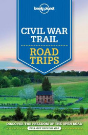 Lonely Planet Civil War Trail Road Trips av Amy C. Balfour, Michael Grosberg, Adam Karlin, Lonely Planet, Kevin Raub, Regis St. Louis, Adam Skolnick og Karla Zimmerman (Heftet)