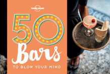 50 Bars to Blow Your Mind av Lonely Planet og Ben Handicott (Heftet)