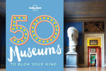 50 Museums to Blow Your Mind av Lonely Planet og Ben Handicott (Heftet)