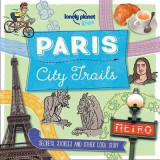 Omslag - City Trails - Paris