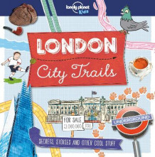 City Trails - London av Lonely Planet Kids og Moira Butterfield (Heftet)