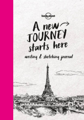 Lonely Planet Writing & Sketching Journal av Lonely Planet (Heftet)