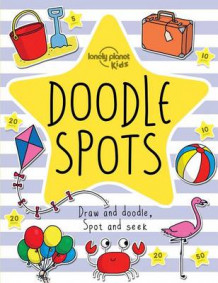 Doodle Spots av Lonely Planet, Thomas Flintham og Christina Webb (Heftet)