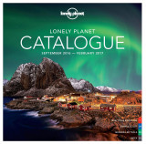 Omslag - Lonely planet catalogue