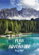 Omslag - Lonely Planet Diary Planner 2017