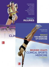 VALUE PACK: CLINICAL SPORTS MEDICINE 5E - VOL 1 & 2 av Peter Brukner og Karim Khan (Blandet mediaprodukt)