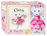 Omslag - Claris: Book & Toy Gift Set