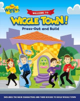 Omslag - The Wiggles: Welcome to Wiggle Town!