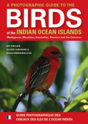 A Photographic Guide to the Birds of the Indian Ocean Islands / Guide Photographique DES Oiseaux DES Iles De L'Ocean Indien av Fanja Andriamialisoa, Olivier Langrand og Ian Sinclair (Heftet)