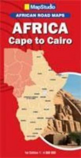 Omslag - Road Map Cape to Cairo