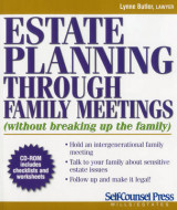 Omslag - Estate Planning Through Family Meetings