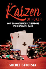 Omslag - The kaizen of poker