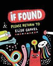 If Found Please Return to Elise Gravel av Elise Gravel (Innbundet)
