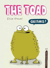 The Toad av Elise Gravel (Innbundet)