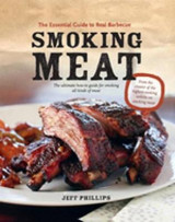 Omslag - Smoking Meat: The Essential Guide to Real Barbecue