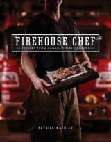 Omslag - The Firehouse Chef