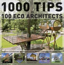 1000 Tips by 100 Eco Architects av Marta Serrats (Innbundet)