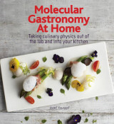 Omslag - Molecular Gastronomy at Home