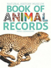 Natural History Museum Book of Animal Records av Mark Carwardine (Heftet)