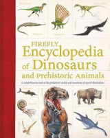 Omslag - Firefly Encyclopedia of Dinosaurs and Prehistoric Animals