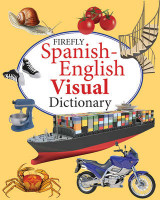 Omslag - Firefly Spanish-English Visual Dictionary