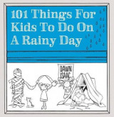 Omslag - 101 Things for Kids to Do on a Rainy Day