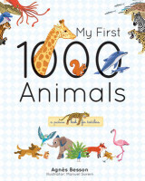 Omslag - My First 1000 Animals